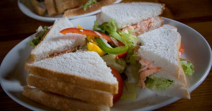 'boeren'-lunch